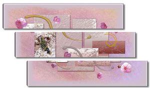 Абстрактные картинки с цветочками