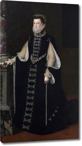 Ангиссола Софонисба. Елизавета де Валуа (приписывается)