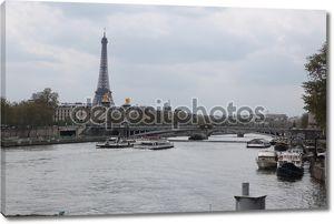 Alexandre 3 мост в Париже