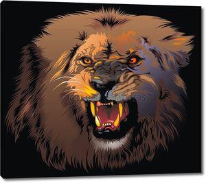 Бешеный лев