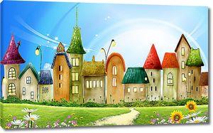 Сказочный городочек