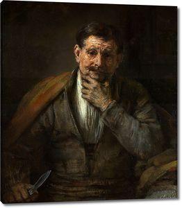 Рембрандт. Святой апостол Варфоломей