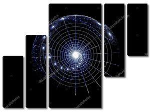 Спиральные Вселенной