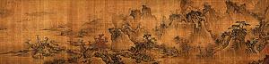 Древнекитайский рисунок