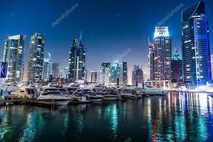 Марина город Дубай, ОАЭ