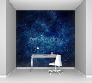 Иллюстрация пространства