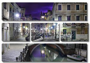 Драматический пейзаж Венеции