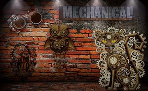 Механические животные