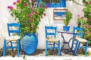 Фотография традиционной Греции
