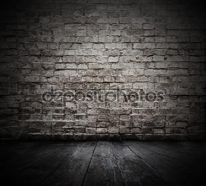 Номер с кирпичной стены