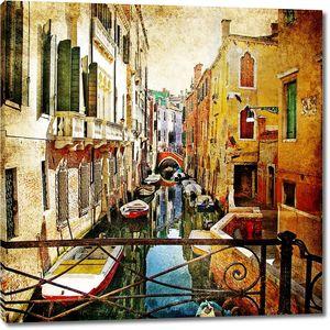 Удивительный вид на  Венецию