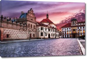 Улица Праги, Чехия