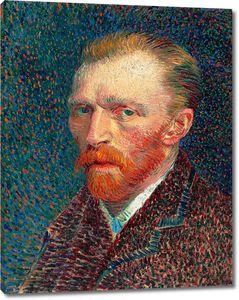 Ван Гог. Автопортрет, 1887