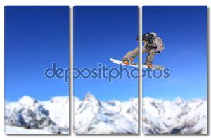 Экстремальный прыжок