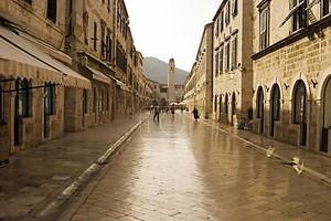 Stradun Дубровник