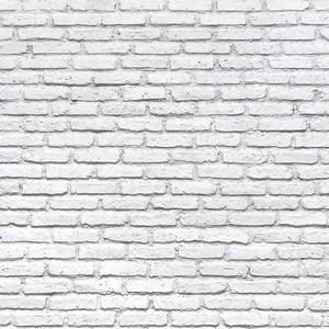 Белый кирпичная стена для фона