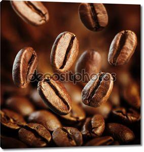 Осень кофе бин