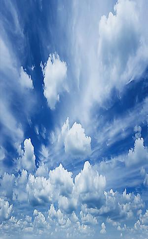 Внутри облаков