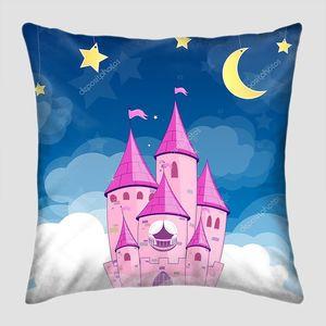 Замок принцессы под звездами