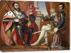 Ариас Фернандес Антонио. Карл V и Филипп II
