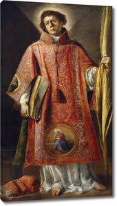 Фернандес Луис. Святой Лаврентий