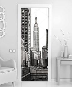 Эмпайр-стейт-билдинг в Манхэттене