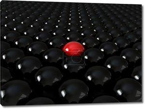 различные красный шар