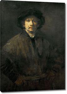 Рембрандт. Большой автопортрет