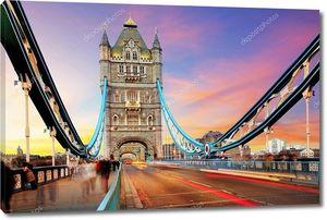 Тауэр Бридж - Лондон