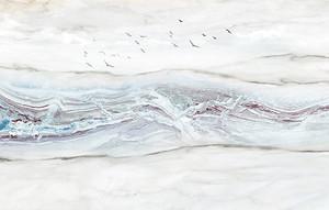 Мрамор с розовыми прожилками