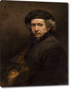 Рембрандт. Автопортрет (1659)