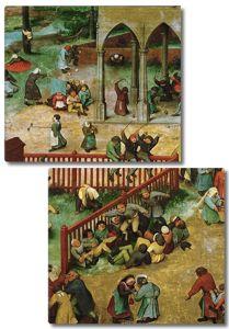 Брейгель Игры детей. (6)