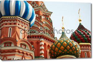 Собор Святого Василия. Moscow.Russia