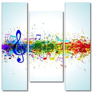 Музыкальный фон