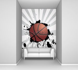 Баскетбольный фон