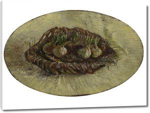 Ван Гог. Корзина с луковицами