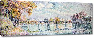 Поль Синьяк. Мост искусств (1928)