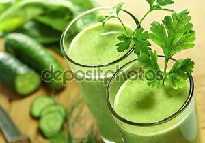 Здоровый напиток овощной