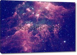 Пространстве звезд и Туманность