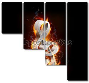 Огненный музыка