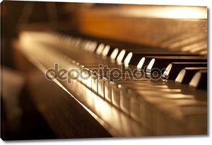 клавиатура фортепьяно