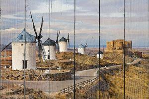 Традиционная Испания - ветряные мельницы