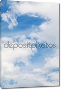 Облачный фон