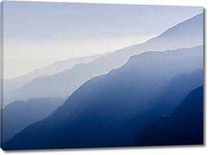 Синие склоны