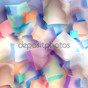 Искусство цветной абстрактный фон