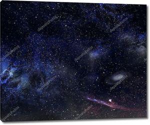 Бесконечные просторы вселенной
