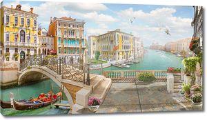 Прекрасная Венеция