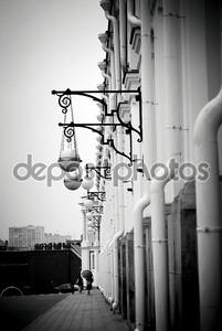 Здание в Москве