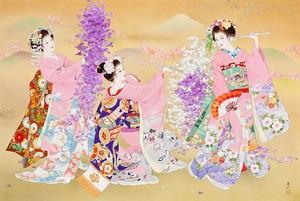 Три японки