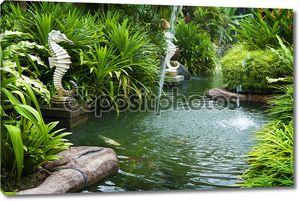 Тропический Сад Дзэн